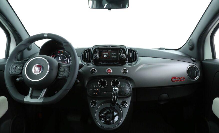 FIAT 500 SPORT DUALOGIC 1200i 70pk – CLIMATRONIC – 1/2 LEDER – 16″ ALU – PARK ASS – VERKOCHT