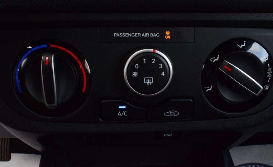 HYUNDAI i10 1.0i AIRCO – RADIO/USB – CRUISE CONTROL – LANE ASSIST – NIEUW