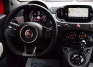 FIAT 500 SPORT 1200i AUTOMAAT – 1/2 LEDER – NAVIGATIE- DAB – PDC – CC