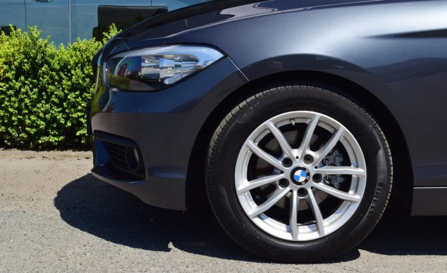BMW 116d LEDER – NAVIGATIE – PARK ASS – ALU – 62.000km – VERKOCHT